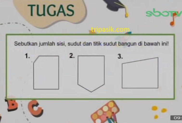 Soal dan Jawaban SBO TV 19 November 2020